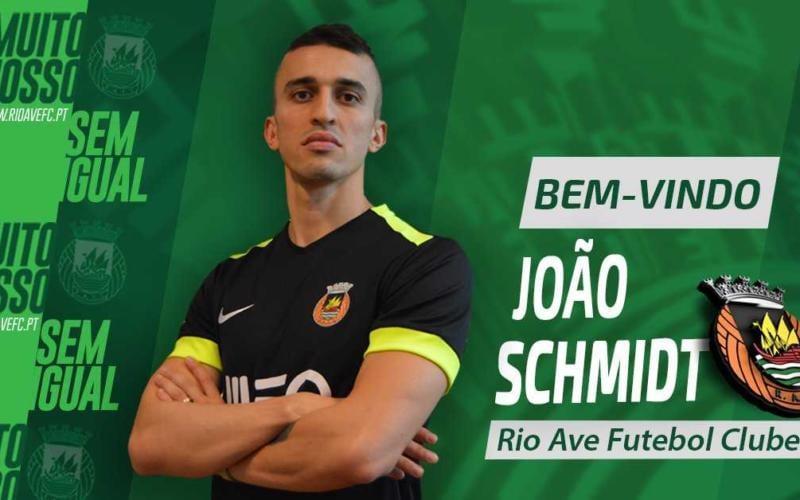 Joao Schmidt annuncio Rio Ave