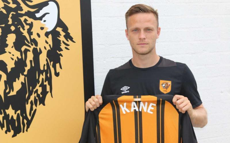 Kane Todd annuncio Hull City