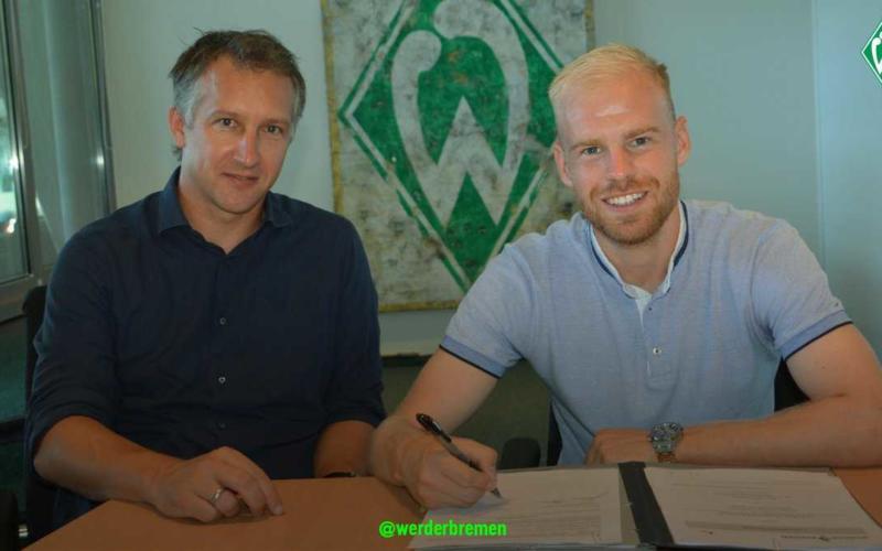 Klaassen Twitter uff Werder