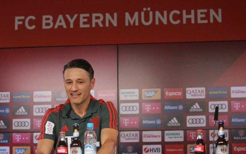 Kovac Niko conferenza Bayern Monaco Twitter