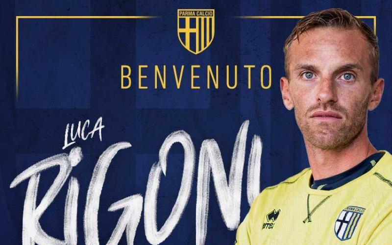 Luca Rigoni Twitter Parma