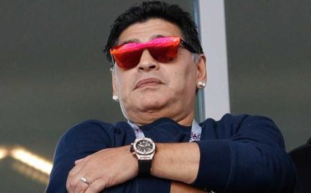 Maradona 2018 Foto RTcom