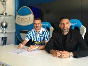 Moncini firma Spal sito ufficiale
