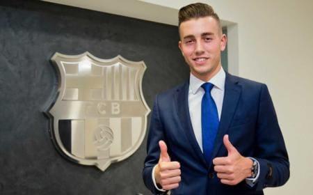 Oriol Busquets Twitter uff Barcellona