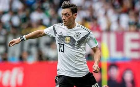 Ozil Germania Instagram personale