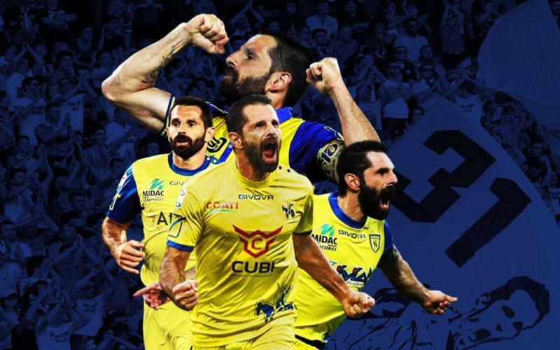 Pellissier rinnovo 2018 Chievo sito ufficiale