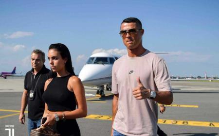 Ronaldo Juve Twitter
