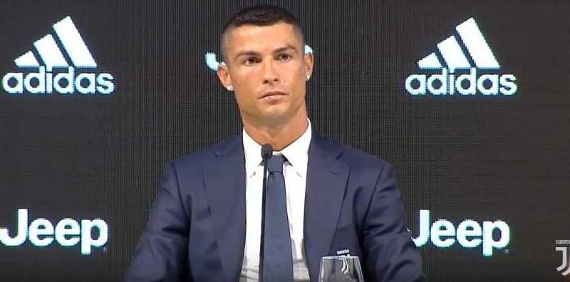 Ronaldo Youtube Juventus