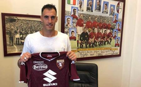 Rosati annuncio Torino Twitter