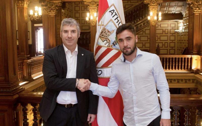 Unai Lopez rinnovo Athletic Bilbao Twitter