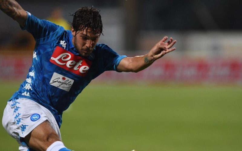 Verdi Napoli Twitter