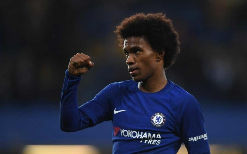 Willian Chelsea Foto BT Sport