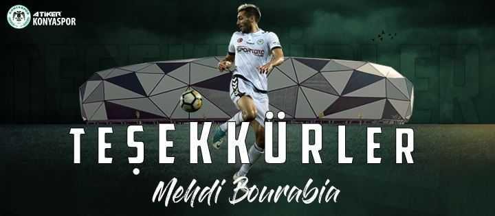 bourabia sito Konyaspor