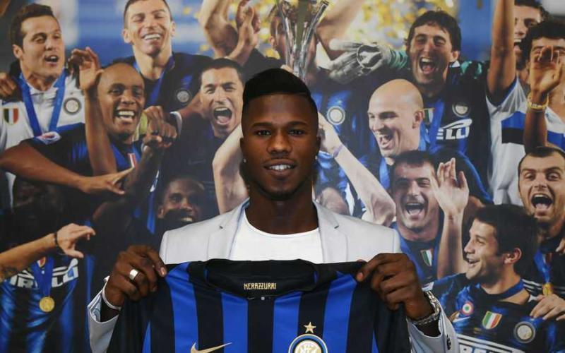 Keita sito uff Inter