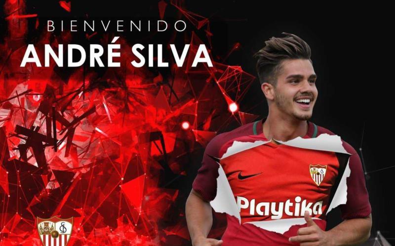 André Silva annuncio Siviglia