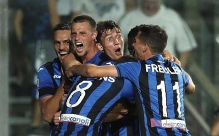 Atalanta Frosinone 4-0