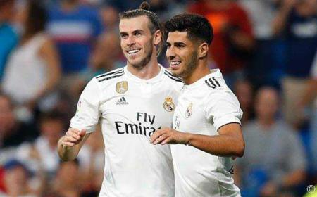 Bale e Asensio Real Madrid Twitter