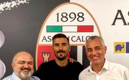D'Elia annuncio Ascoli Twitter