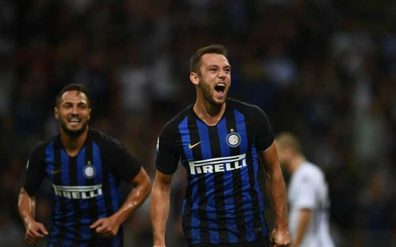 De Vrij sito ufficiale Inter