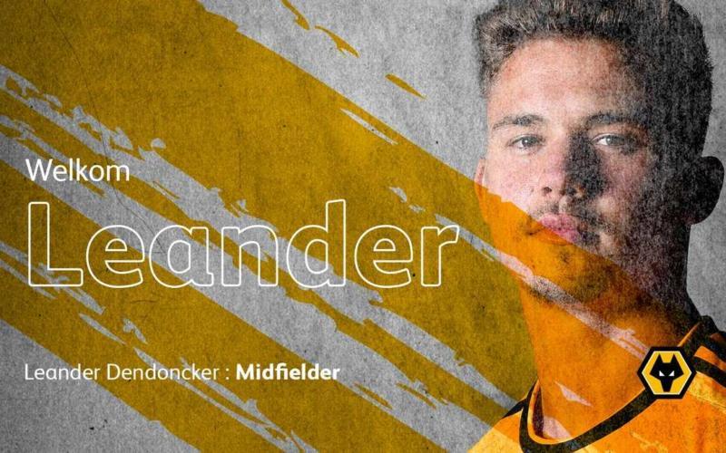 Dendoncker Wolverhampton Twitter