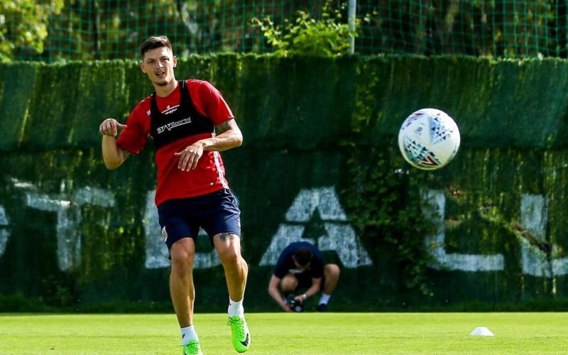 Djuric Milan Bristol City Twitter