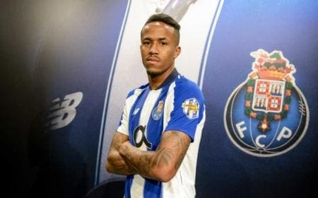 Eder Militao Twitter Porto