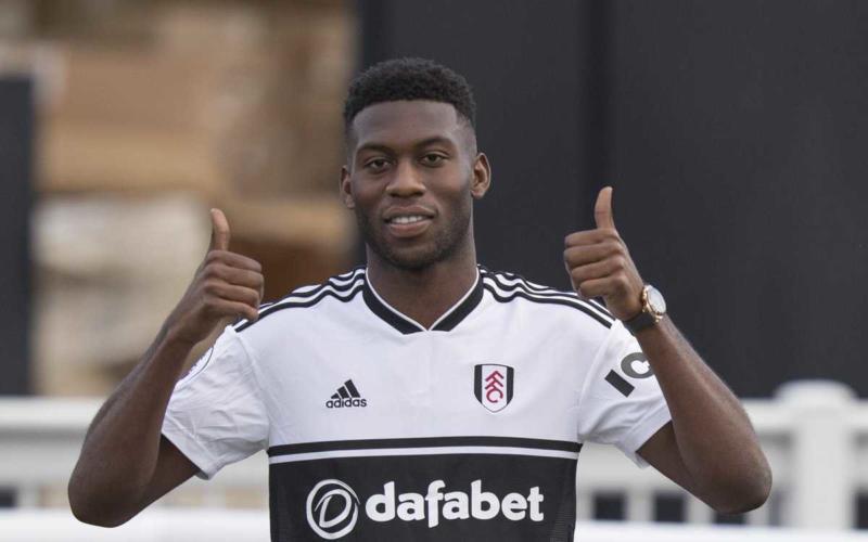 Fosu Mensah Twitter Fulham