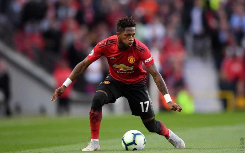 Fred Manchester United Twitter