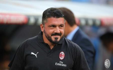 Gattuso 18-19 Milan Twitter