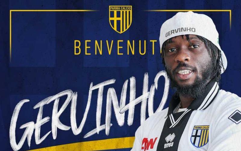 Gervinho Twitter uff Parma