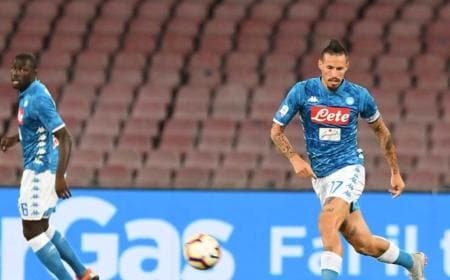 Hamsik 18-19 Napoli Twitter
