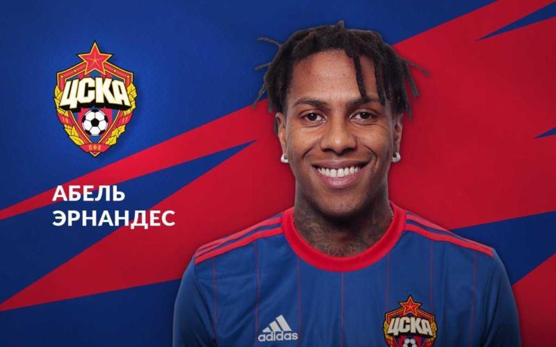 Hernandez Abel Foto CSKA Mosca