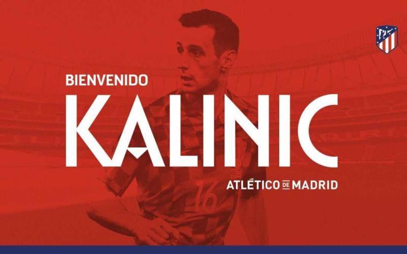 Kalinic annuncio Atletico Madrid