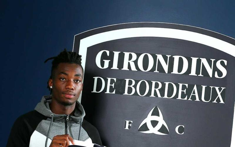 Karamoh Twitter uff Bordeaux