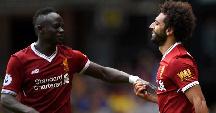 Mané e Salah Liverpool Foto TeamTalk