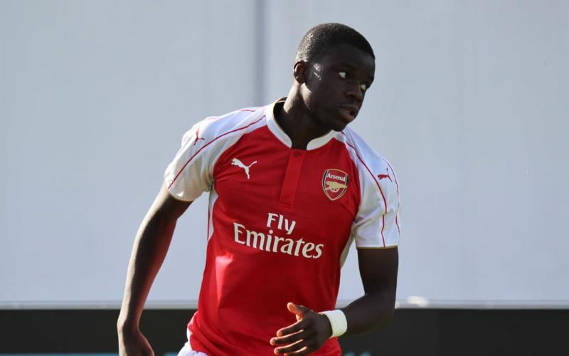 Mavididi Arsenal Foto League One Football