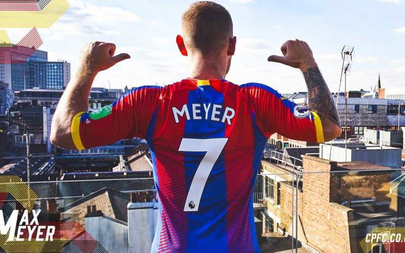 Meyer Twitter uff Crystal Palace