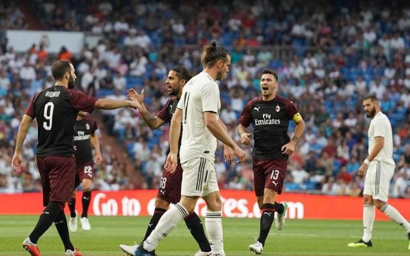 Milan Real Madrid Foto Milan Twitter