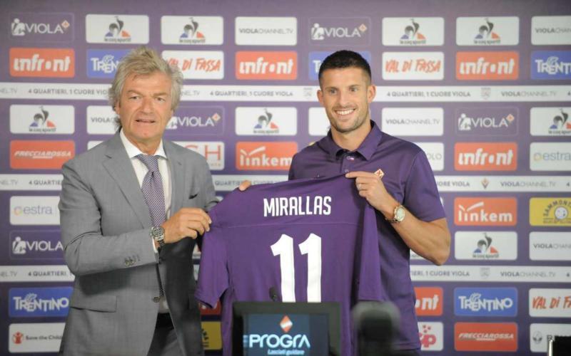 Mirallas Twitter Fiorentina