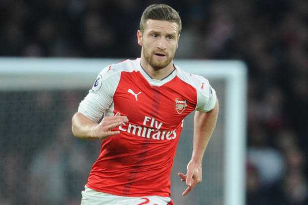Mustafi Arsenal Foto Daily Star