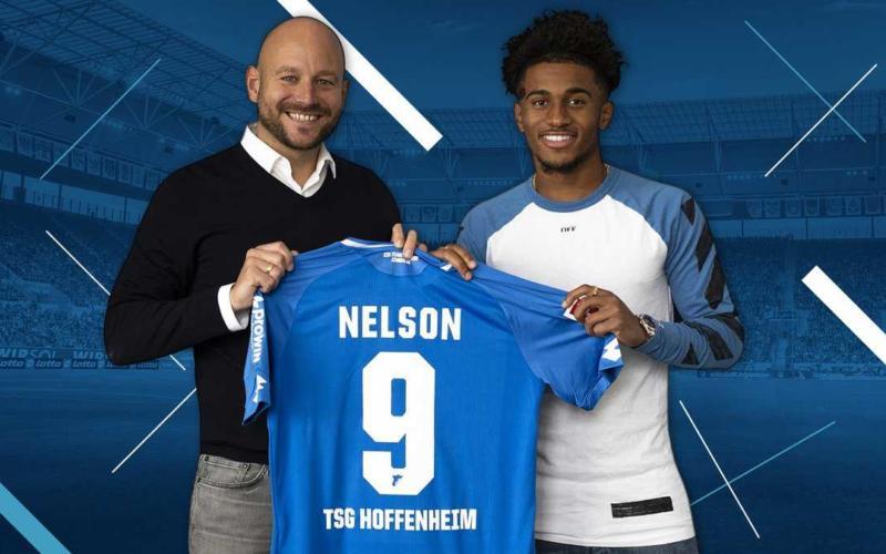 Nelson Reiss annuncio Hoffenheim
