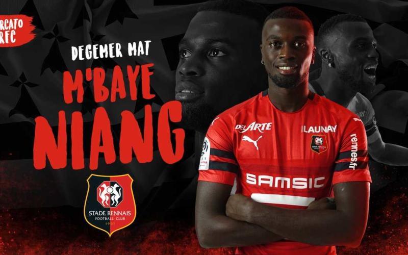 Niang annuncio Rennes