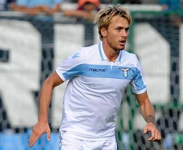 Patric Twitter ufficiale Lazio