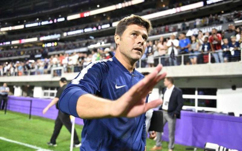 Pochettino Tottenham Foto Marca