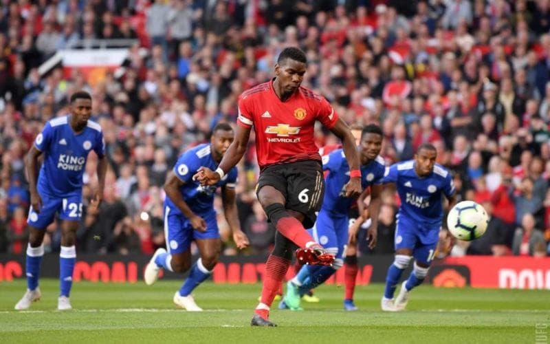 Pogba 18-19 United Twitter
