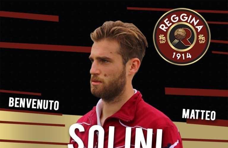 Solini annuncio Reggina