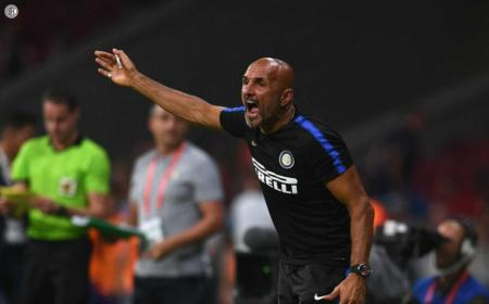 Spalletti panchina 18-19 Inter Twitter