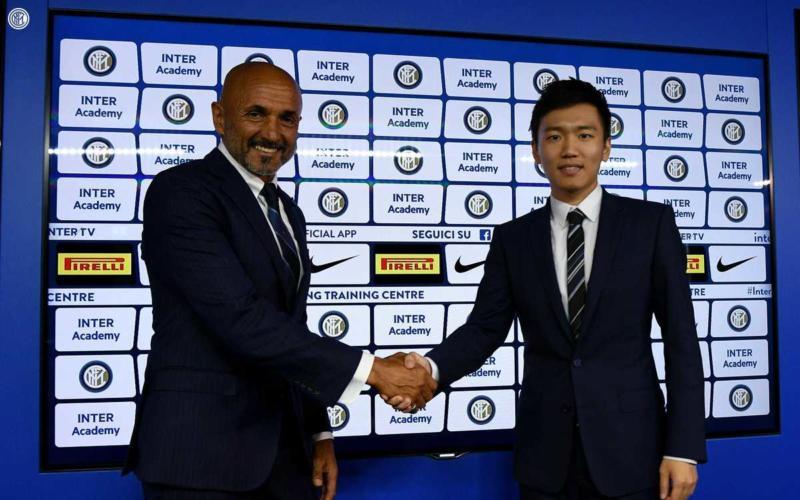 Spalletti rinnovo 2021 Inter Twitter