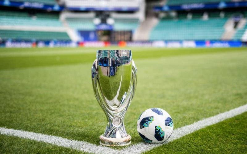 Supercoppa UEFA 18-19 Foto Uefa