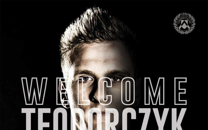 Teodorczyk annuncio Udinese